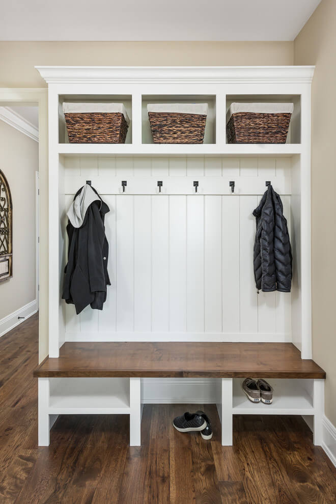 mudroom decorating ideas