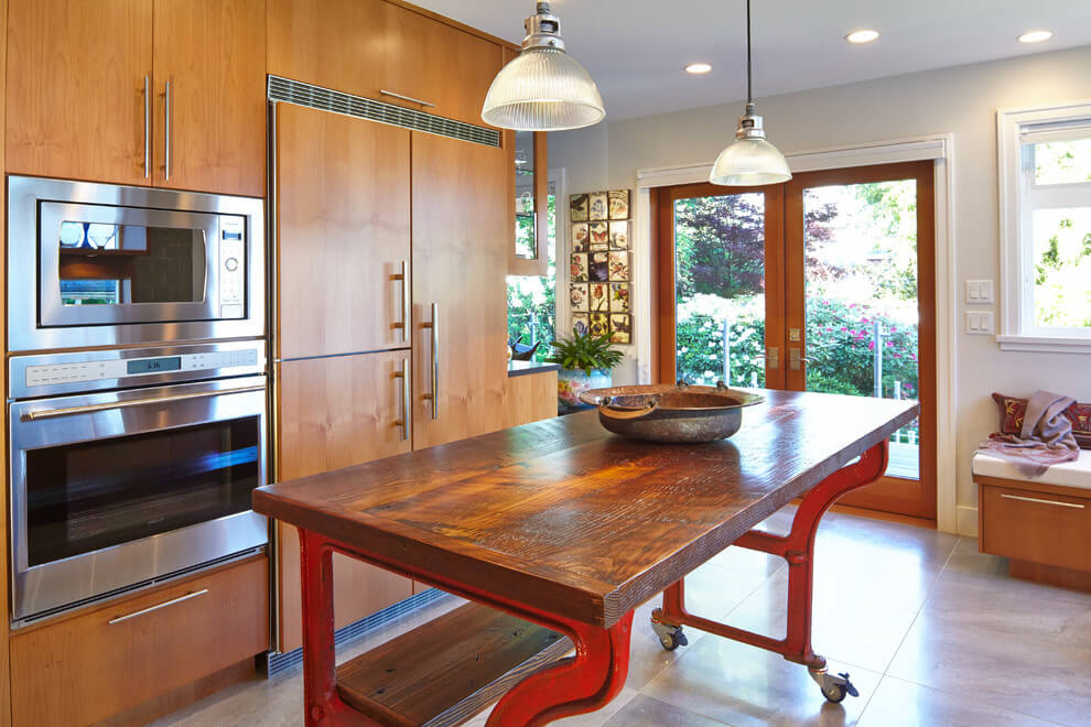 rustic kitchen ideas for small spaces