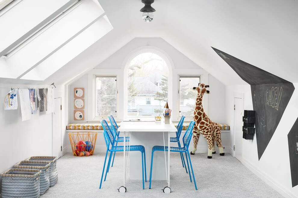 playroom ideas small spaces