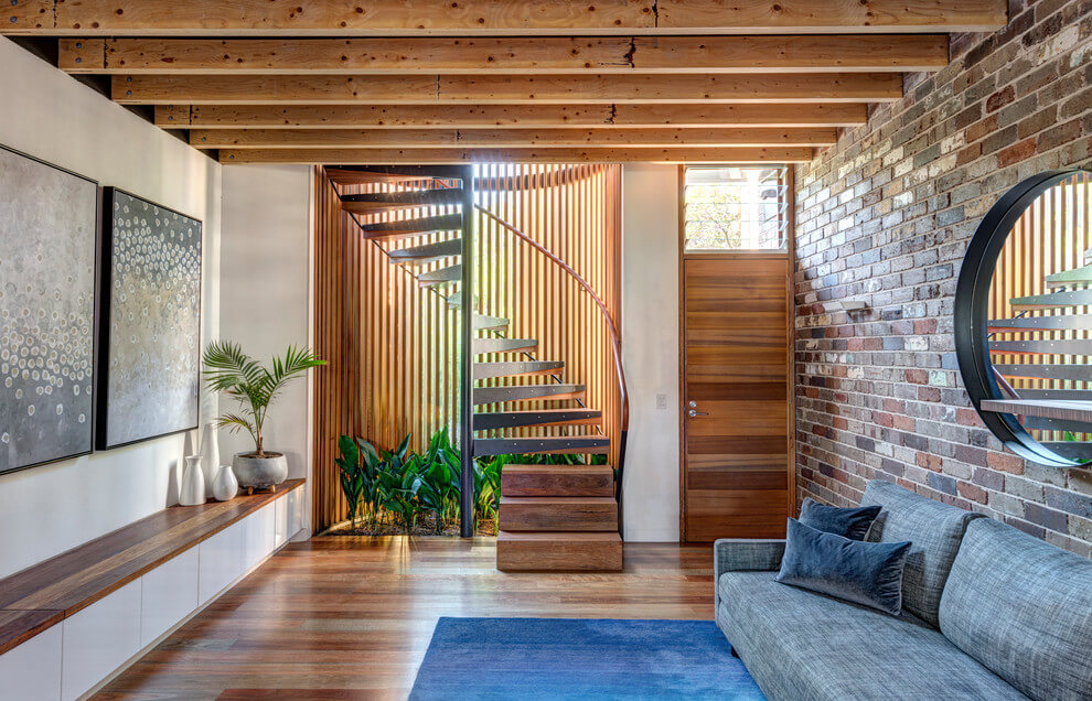 modern staircase images