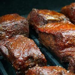 The Real Deal Korean Beef Ribs
