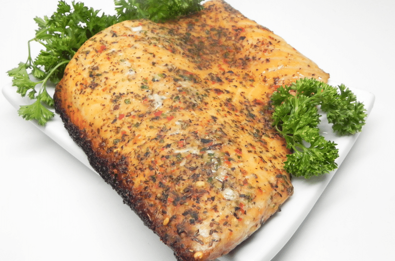 Citrus Baked Fish