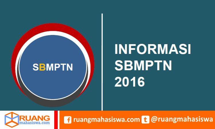 10 Informasi Penting seputar SBMPTN 2016