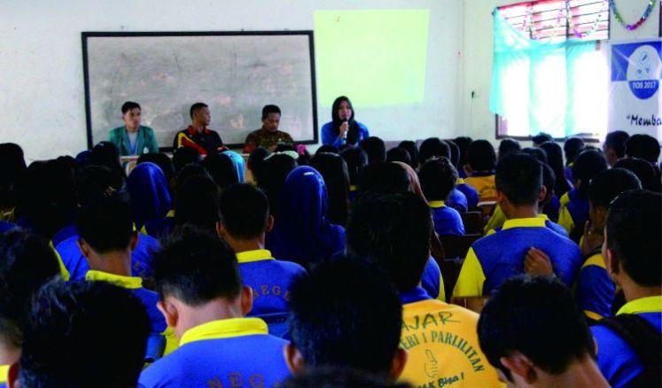 seminar di SMKN 1 Parlilitan