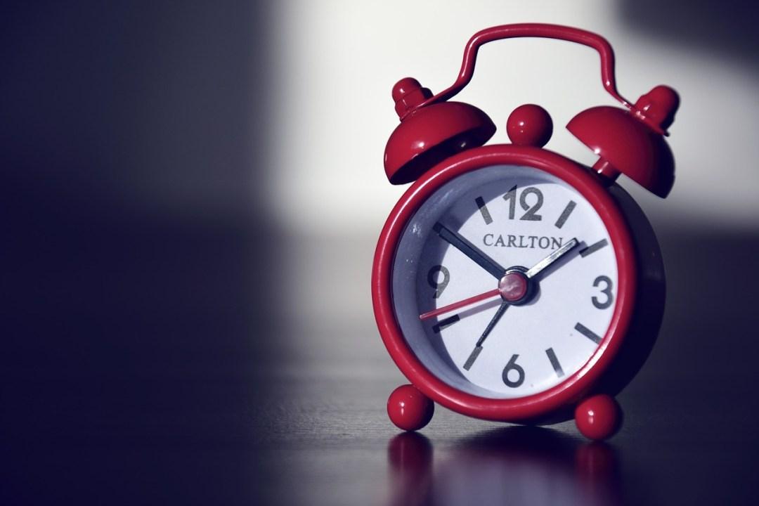 Jangan Letakkan Alarm di Dekat Anda
