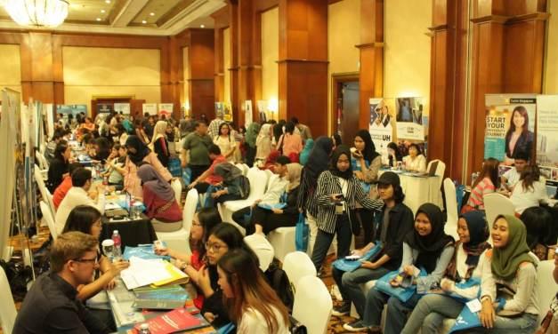 International Education Expo 2019 Menjadi Wadah Pendidikan Pelajar di Indonesia