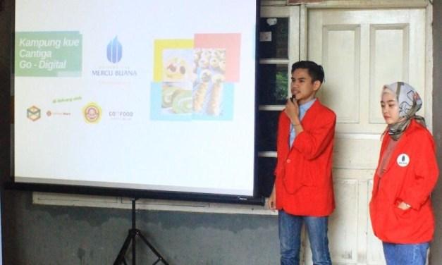Mahasiwa UMB Gelar Seminar tentang pentingnya Digital Marketing untuk UMKM