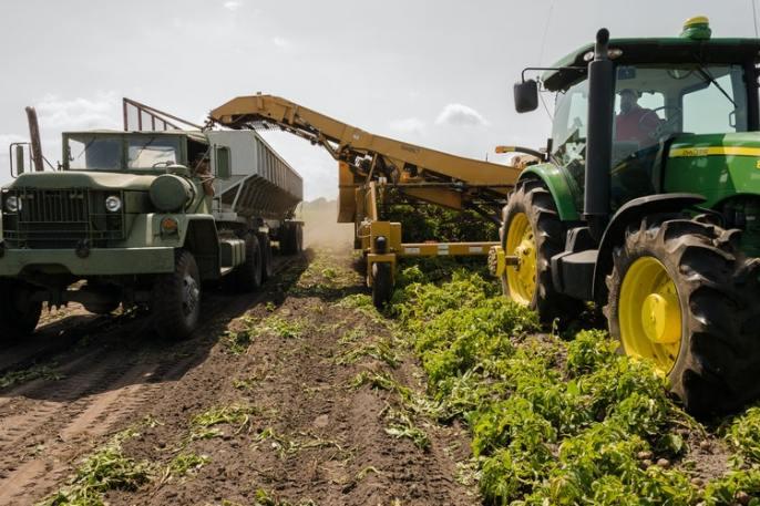 belajar proses pengolahan pertanian dengan teknologi