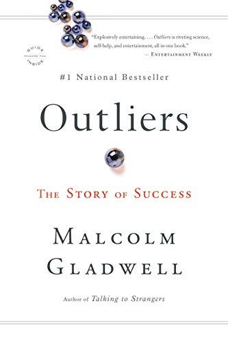 judul buku terbaik - outliers malcolm gladwell