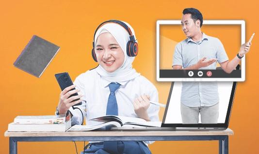 6 Keuntungan Belajar Online dengan Brain Academy