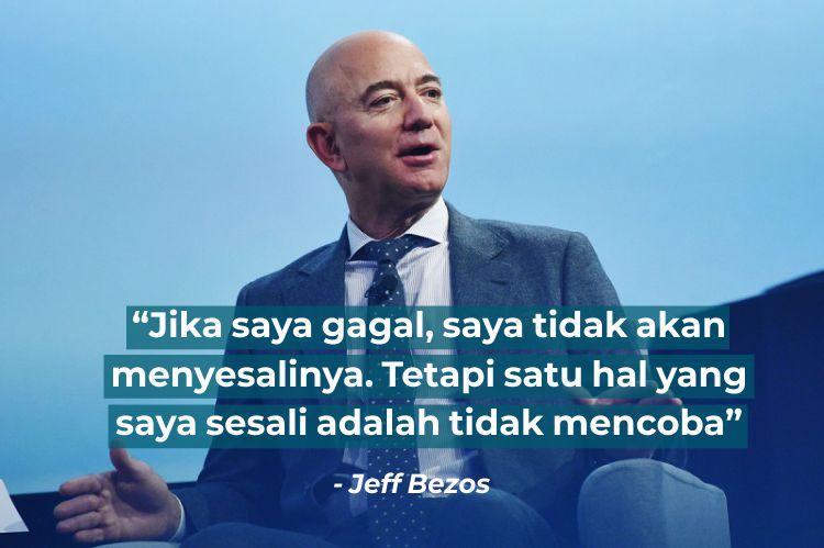 17 Quote Motivasi dari Orang Paling Sukses di Dunia