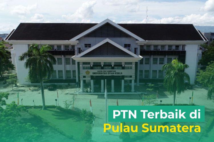 5 PTN Terbaik di Sumatera 2021 versi UniRank