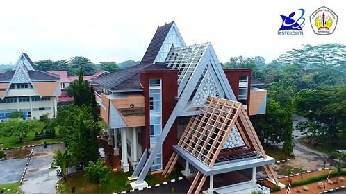 Kampus universitas tanjungpura kalimantan