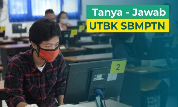 12 Tanya Jawab seputar UTBK – SBMPTN 2021 !