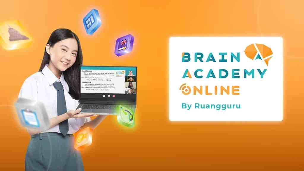 paket baru brain academy online