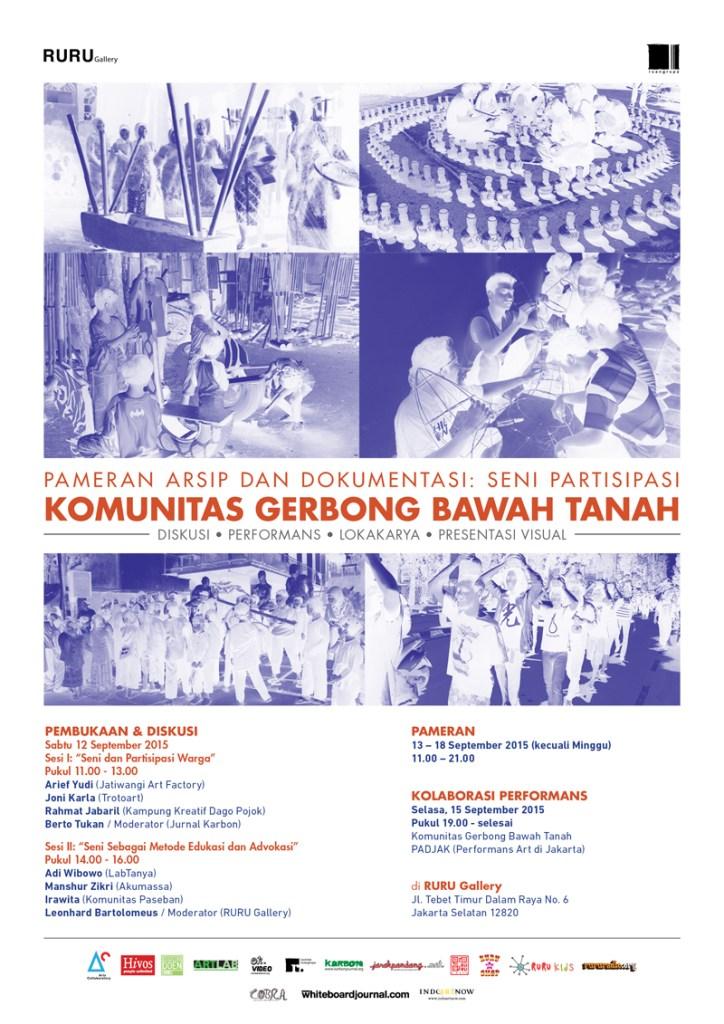 Poster Flyer arsip & doc