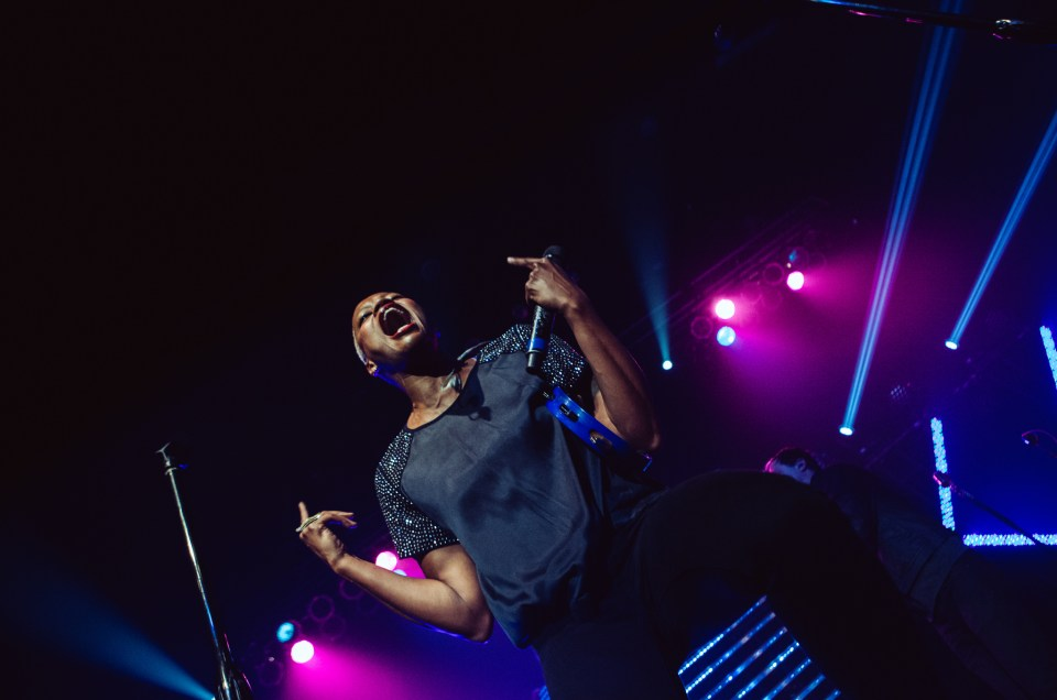 Fitz & The Tantrums / Capital Cities / Beat Club – Madison Theater