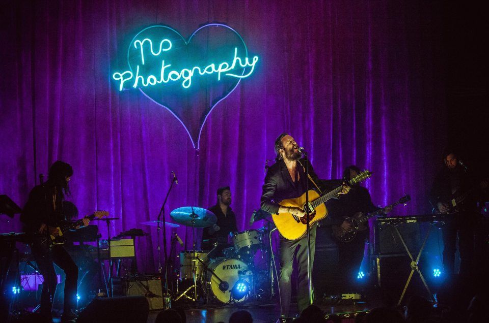 Father John Misty / Tess & Dave – Madison Theater