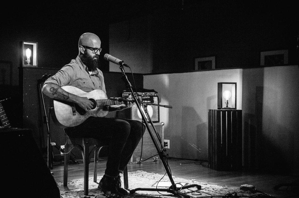 William Fitzsimmons / Jake Phillips – Madison Live!
