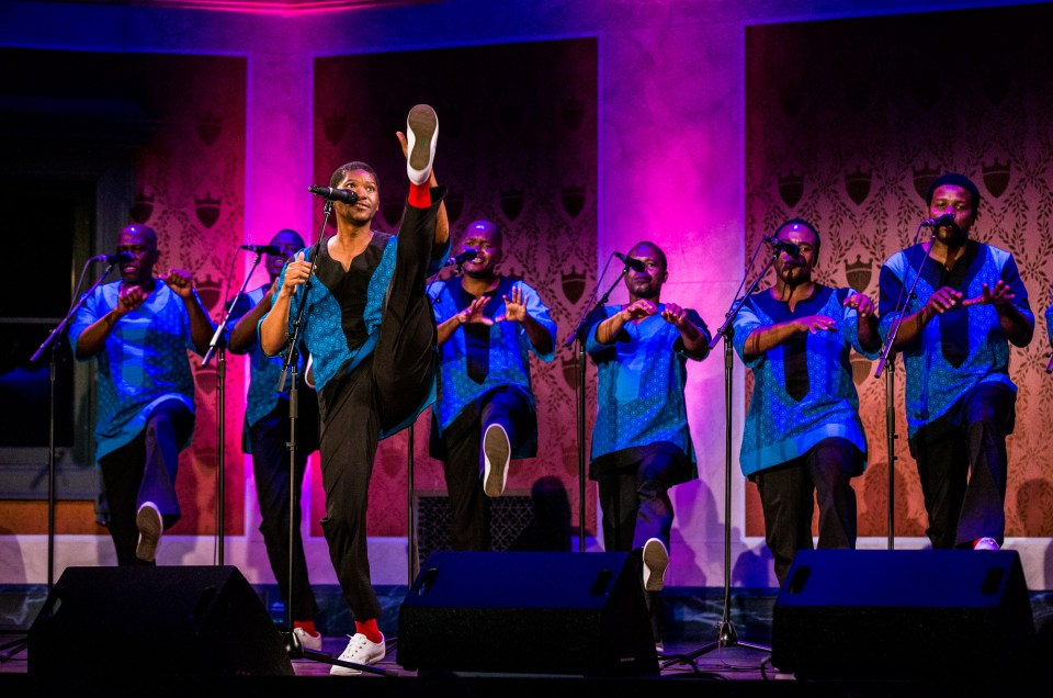 Ladysmith Black Mambazo – Memorial Hall OTR