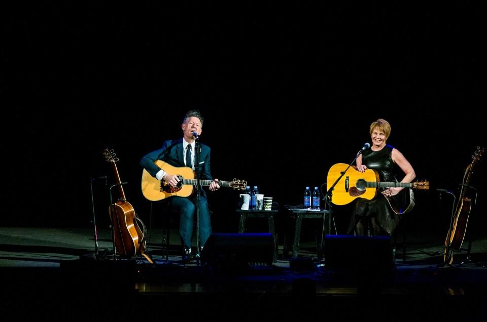 Lyle Lovett & Shawn Colvin – Taft Theatre
