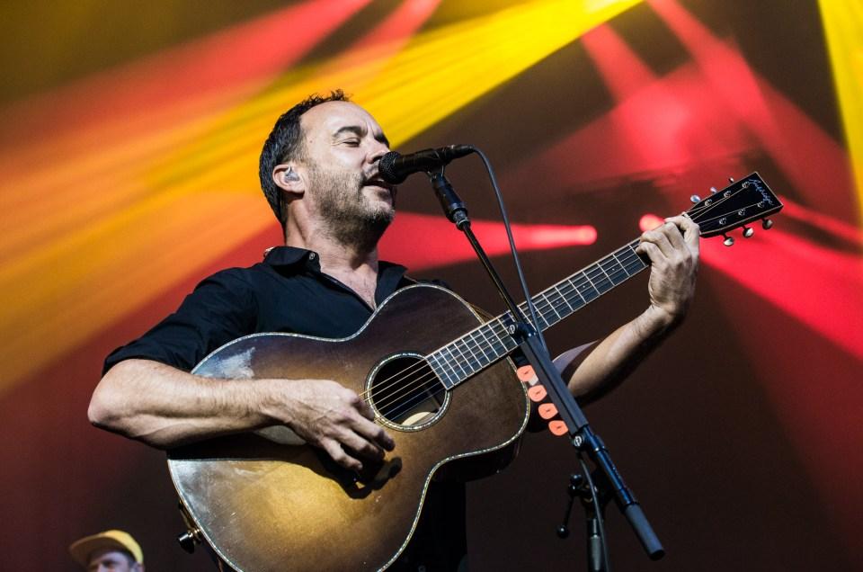 Dave Matthews Band - Riverbend Music Center