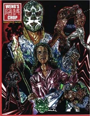 Weng's Chop #3 cover image