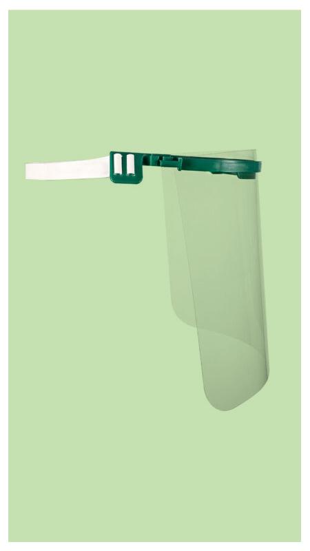Pantalla Facial RubberBandex