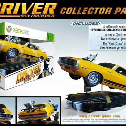 Driver San Francisco Collector's Pack