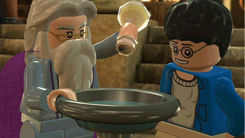 Análise - Lego Harry Potter: Years 5-7