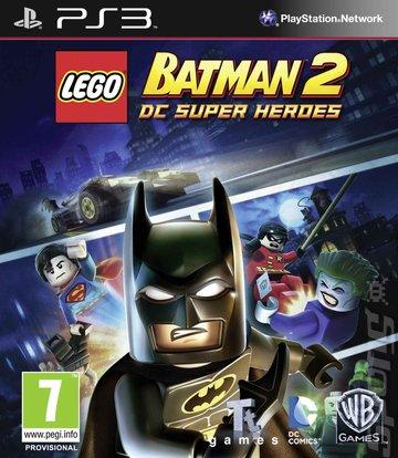 Análise - LEGO Batman 2: DC Super Heroes