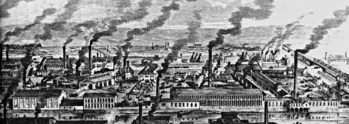 Factorio e o paradigma da Revolução Industrial