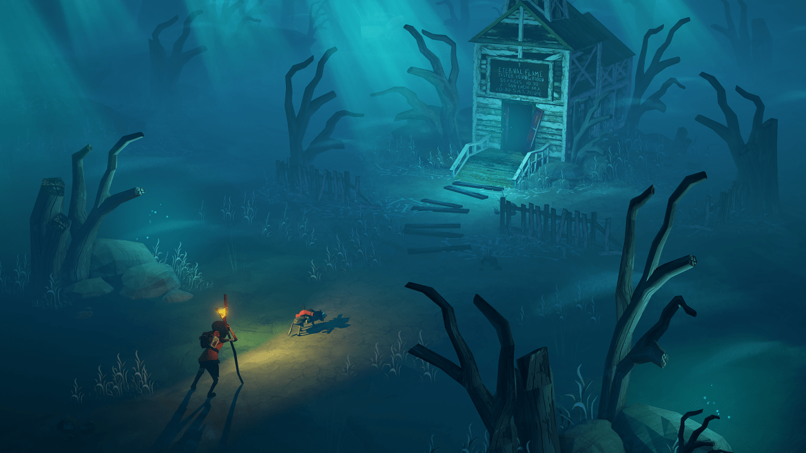 The flame in the flood (2)