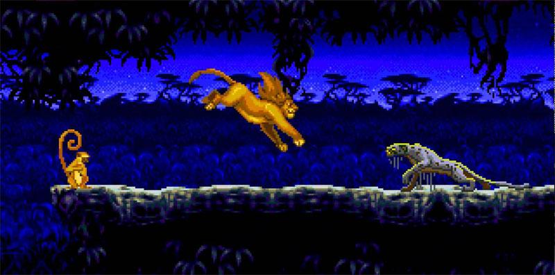 Lion King Video game