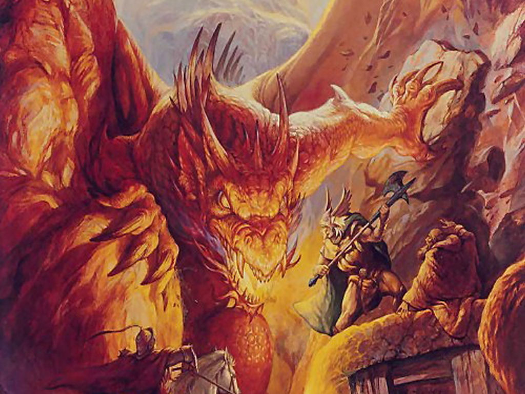 dungeons-and-dragons
