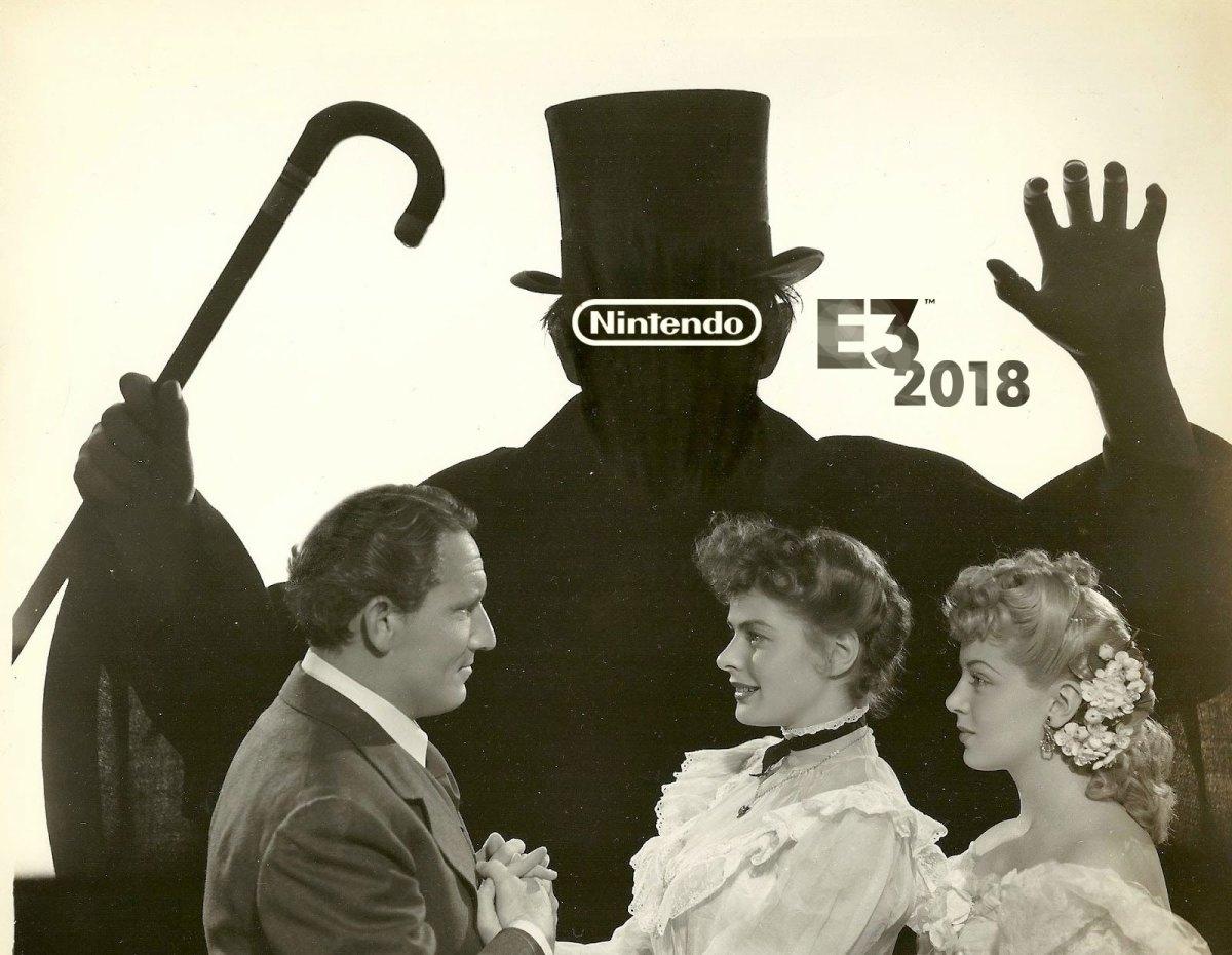 E3 2018: O mistério de Dr. Nin e Mr. Tendo