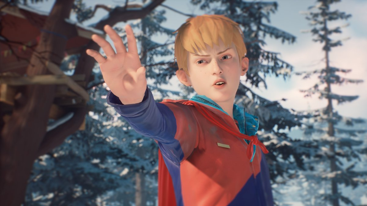 The Awesome Adventures of Captain Spirit: o primeiro episódio