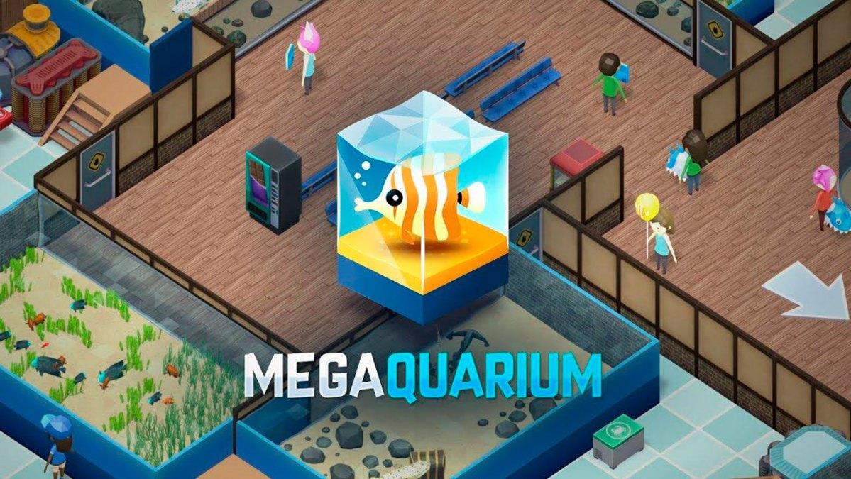 Megaquarium: montar o Oceanário na mesa de escritório
