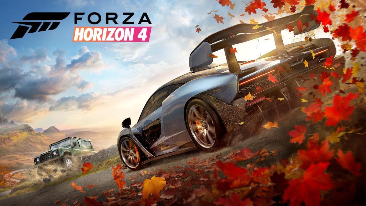 Forza Horizon 4: a queimar borracha por terras de sua majestade