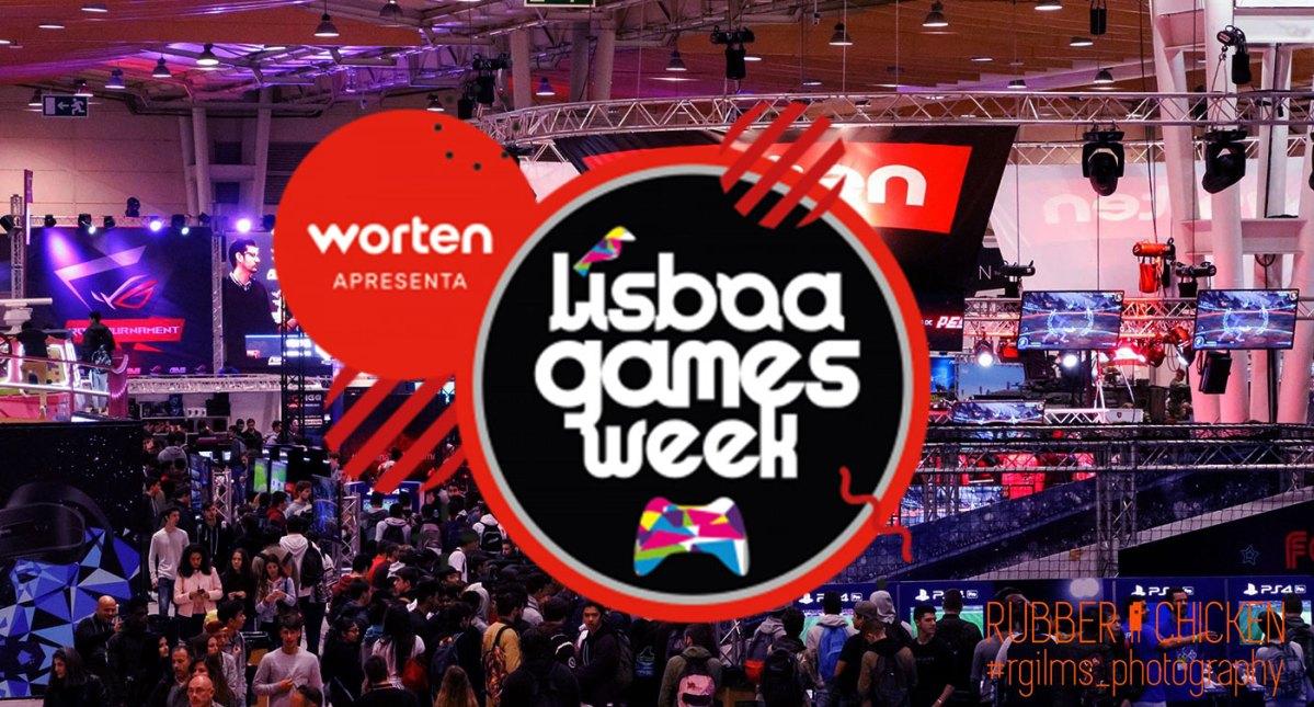 O guia turístico para o Lisboa Games Week 2018