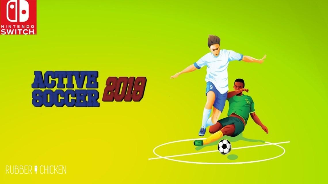 Active Soccer 2019: futebol da velha guarda