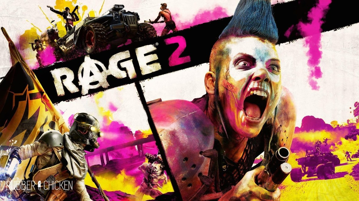 Rage 2: sem razão para fúria ou entusiasmo