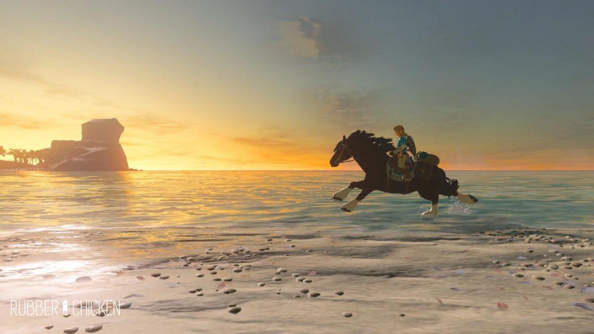 Zelda: Breath Of The Wild - o encanto de não querer terminar um jogo