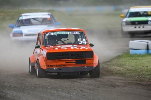 British Rallycross Championship 2015 - Round 3 Pembrey