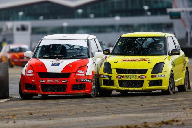 Silverstone rallycross