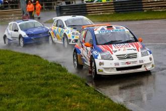Rallycross on Easter Monday