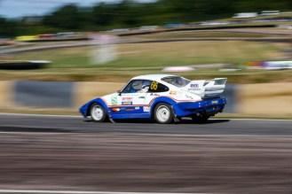 Barry Stuart's awesome Retro Porsche