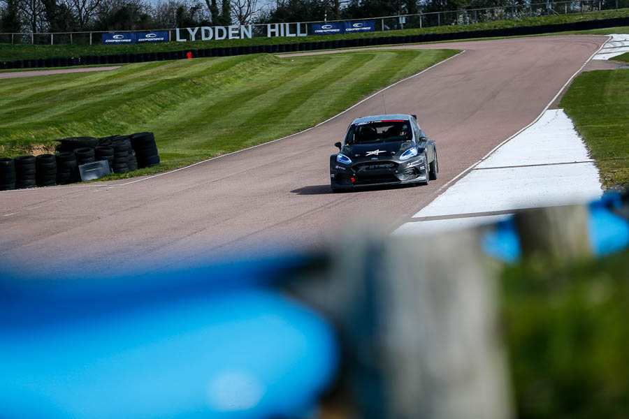 British Rallycross Media Day 2021