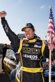 Tanner Foust   2013 FIA European Rallycross Championship