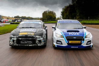 BRX V BTCC - Battle of the Champions